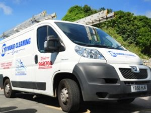 Window Cleaning Services Isle of Wight