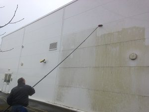 Facia and Cladding Cleaning Isle of Wight