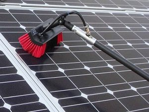 Solar Panel Cleaning Isle of Wight